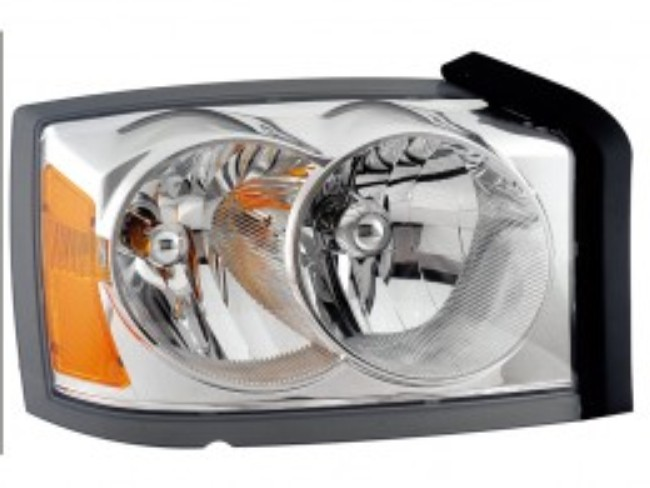 Dodge Dakota 2005 2006 2007 right passenger headlight