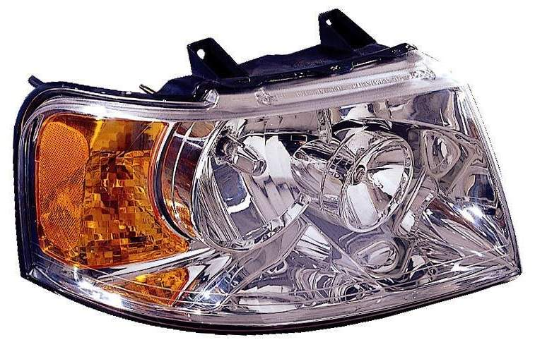 Ford Expedition 2004 2005 2006 right passenger headlight