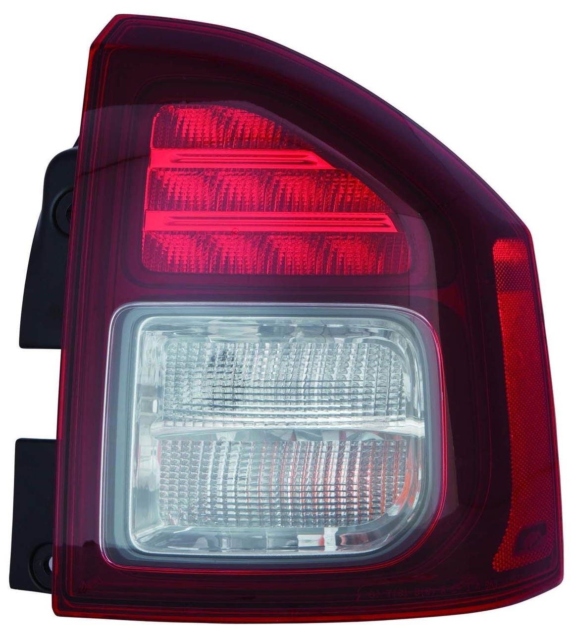 Jeep Compass 2014 2015 tail light right passenger