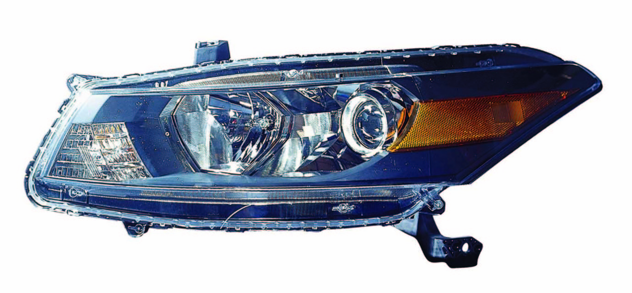 Honda Accord Coupe 2008 2009 2010 2011 2012 left driver headlight