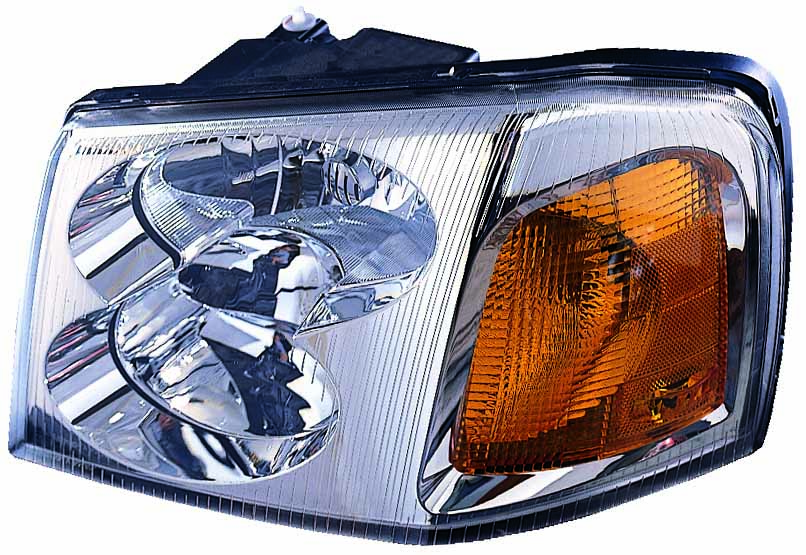 GMC Envoy 2002 2003 2004 2005 2006 2007 2008 2009 left driver headlight