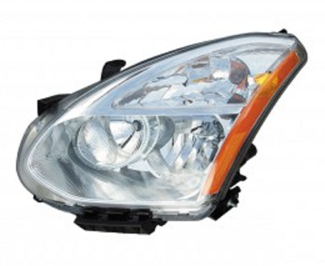 Nissan Rogue 2008 2009 2010 2011 2012 2013 2014 left driver headlight