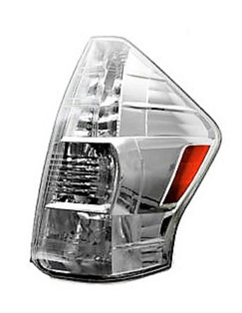 Toyota Prius V 2012 2013 2014 right passenger tail light