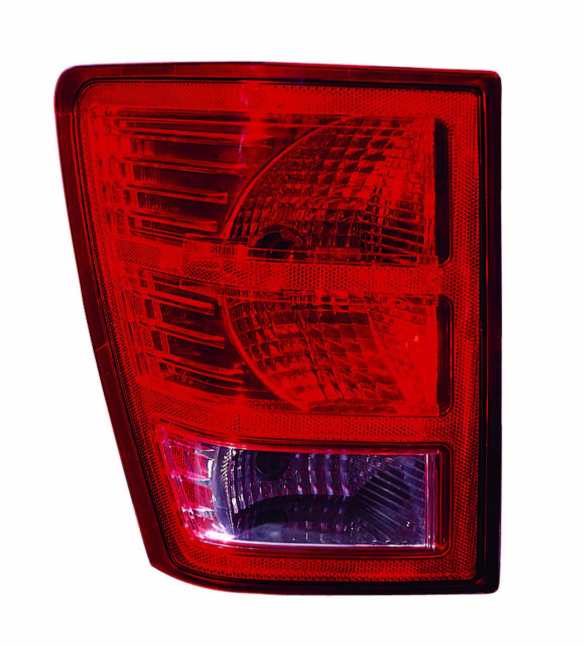 Jeep Grand Cherokee 2007 2008 2009 2010 tail light left driver