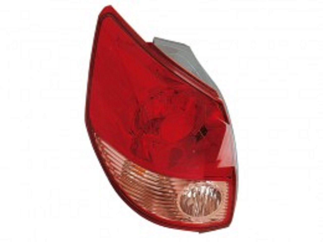 Toyota Matrix 2003 2004 tail light left driver
