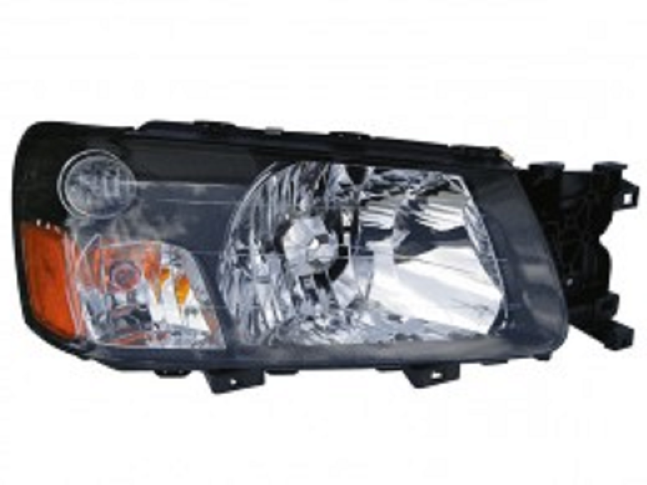 Subaru Forester 2005 right passenger headlight