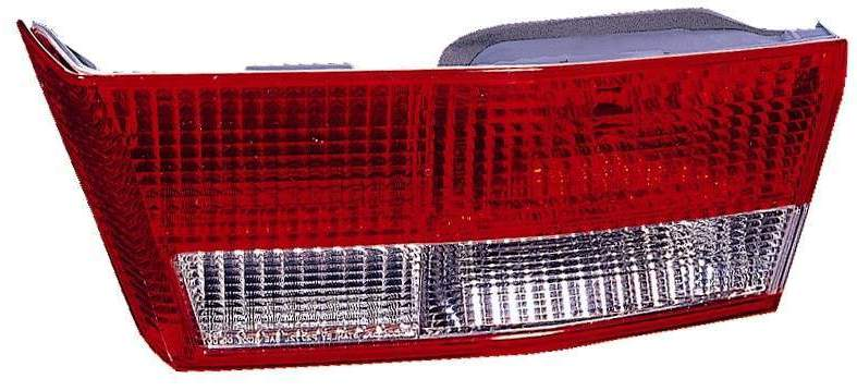Honda Accord Sedan 2003 2004 tail light right passenger inner