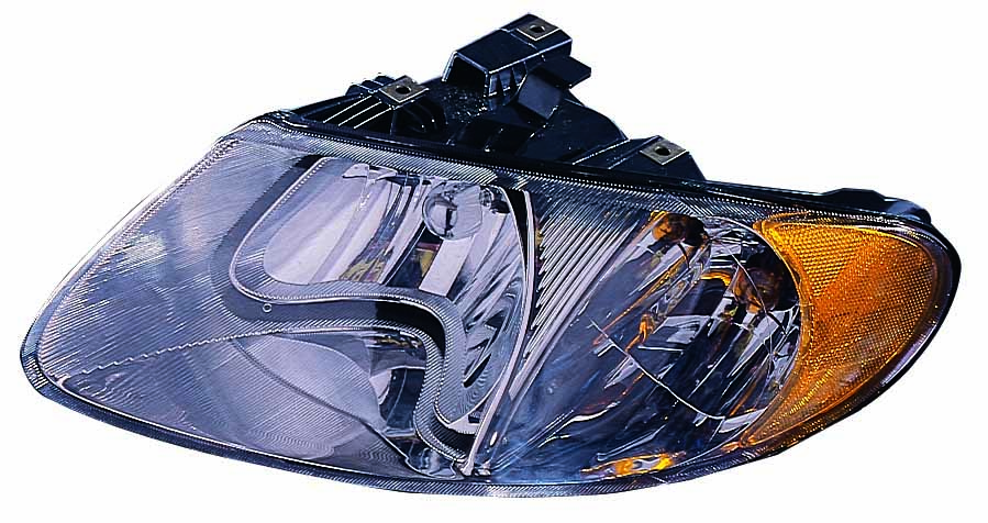 Chrysler Town and Country 2001 2002 2003 2004 left driver headlight