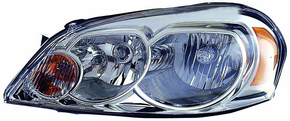 Chevrolet Impala 2006 2007 2008 2009 left driver headlight