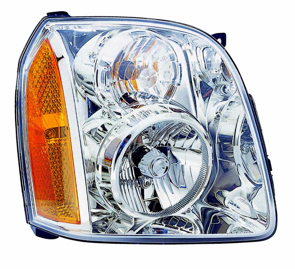 GMC Yukon / Yukon XL 2012 2013 2014 right passenger headlight