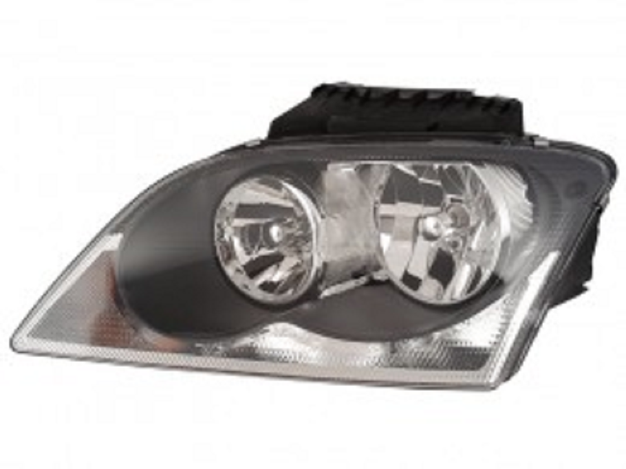 Chrysler Pacifica 2005 2006 left driver headlight