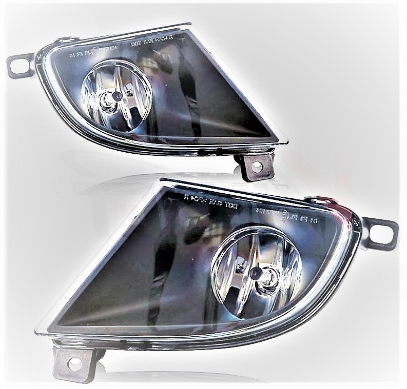 BMW 5 series E60 sedan wagon 528i 530i 535i 550i 2008 2009 2010 fog lights Left & Right