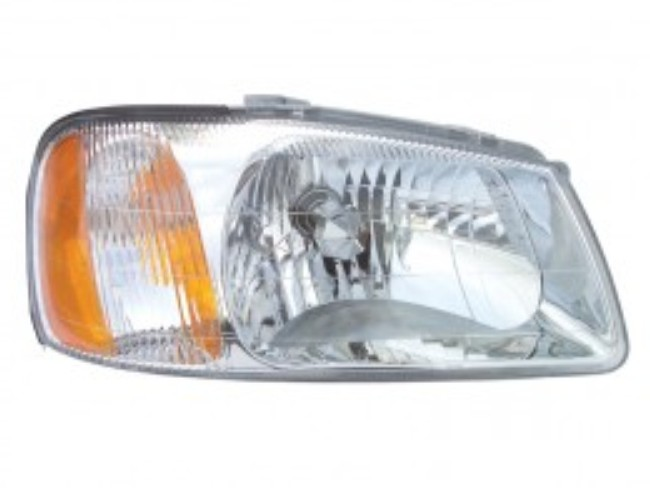 Hyundai Accent sedan / hatchback 2000 2001 2002 right passenger headlight