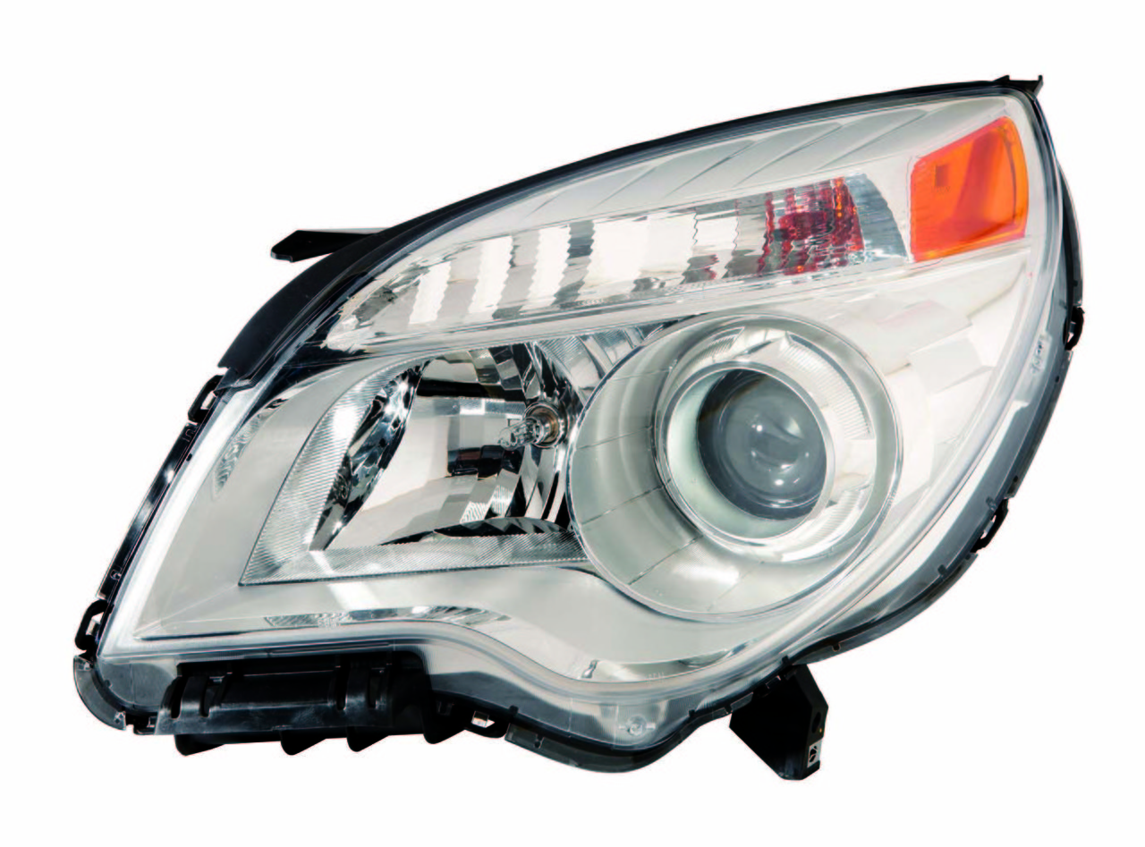 Chevrolet Equinox 2010 2011 2012 2013 2014 left driver headlight LTZ model