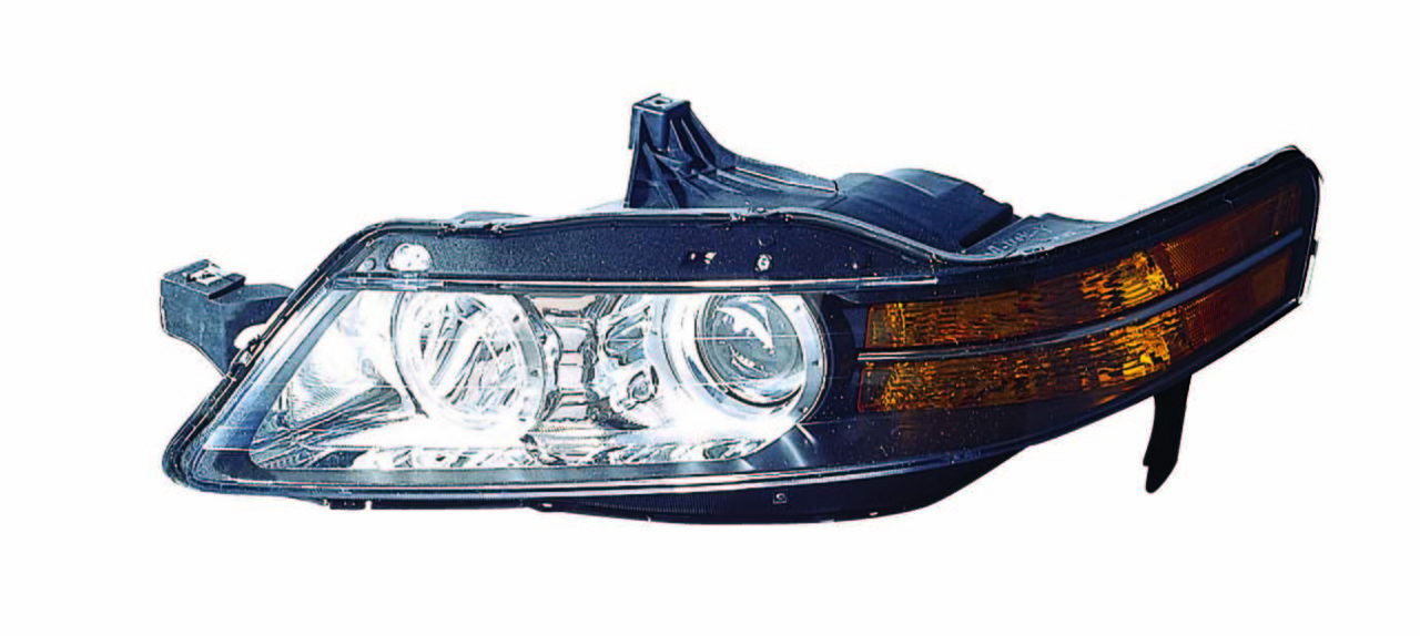 Acura TL 2007 2008 left driver HID headlight
