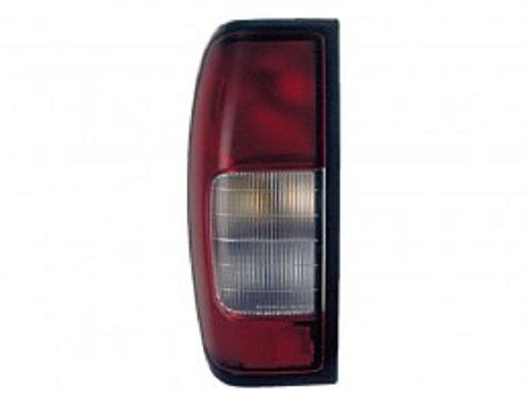Nissan Frontier 1998 1999 2000 tail light left driver