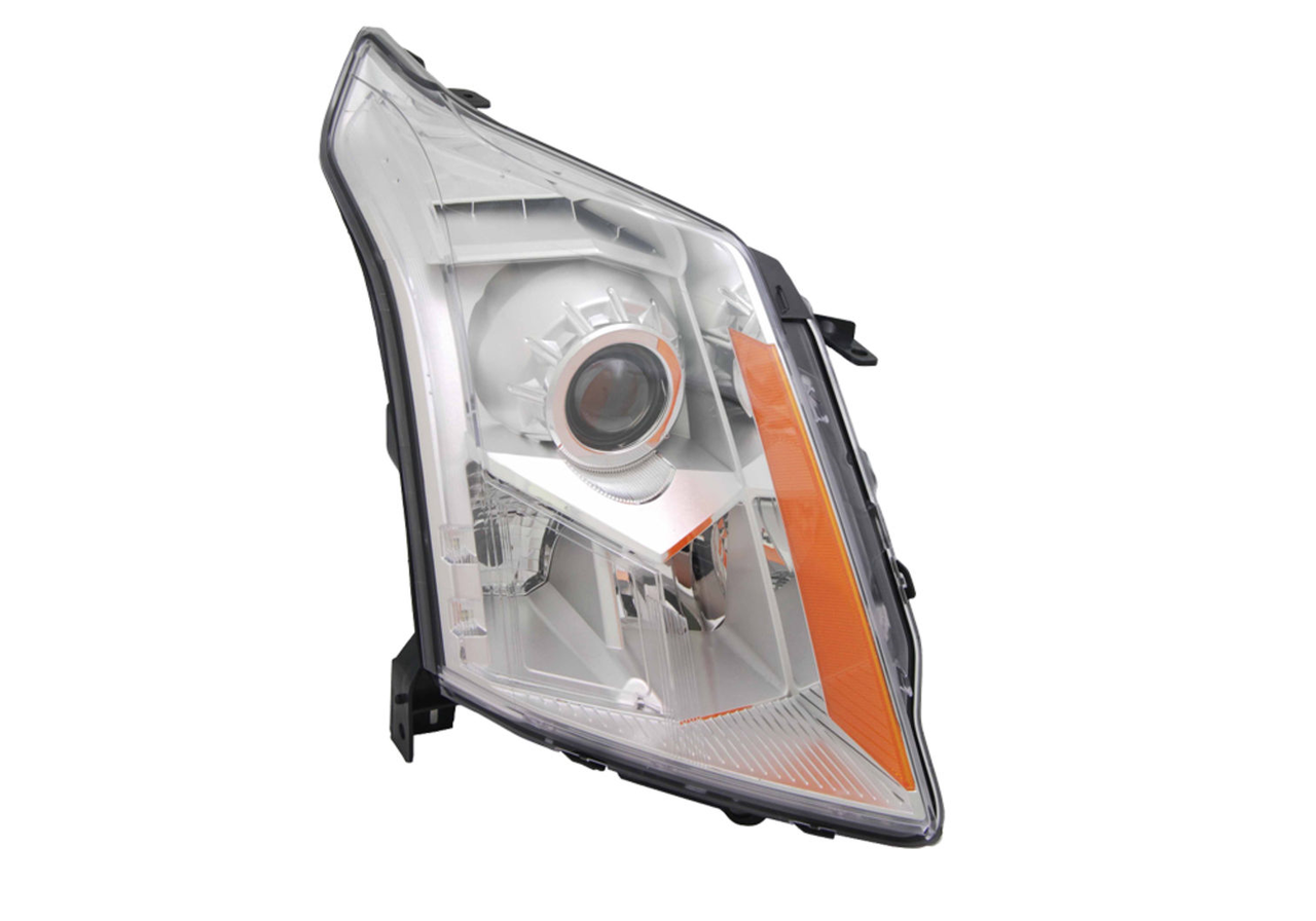 Cadillac SRX 2010 2011 2012 2013 2014 2015 2016 right passenger headlight