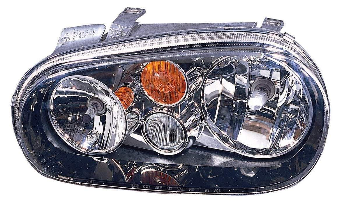 Volkswagen Golf 2003 2004 2005 2006 2007 left driver headlight