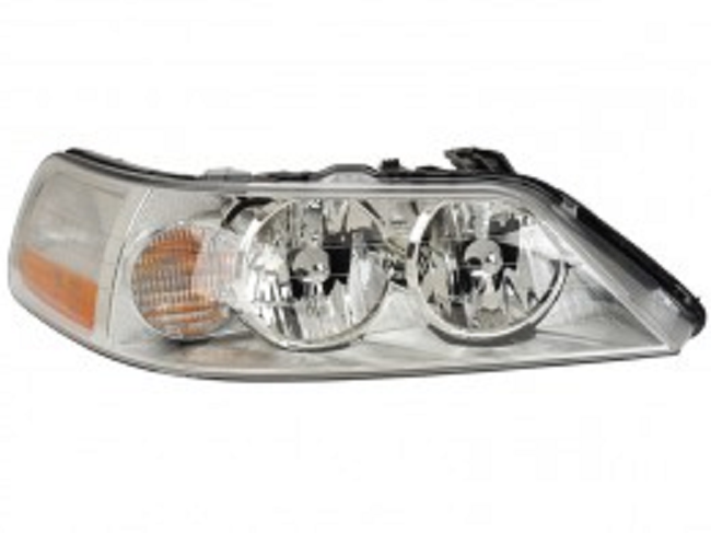 Lincoln Town Car 2003 2004 right passenger headlight