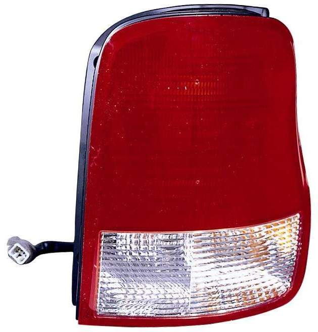 Kia Sedona 2002 tail light right passenger