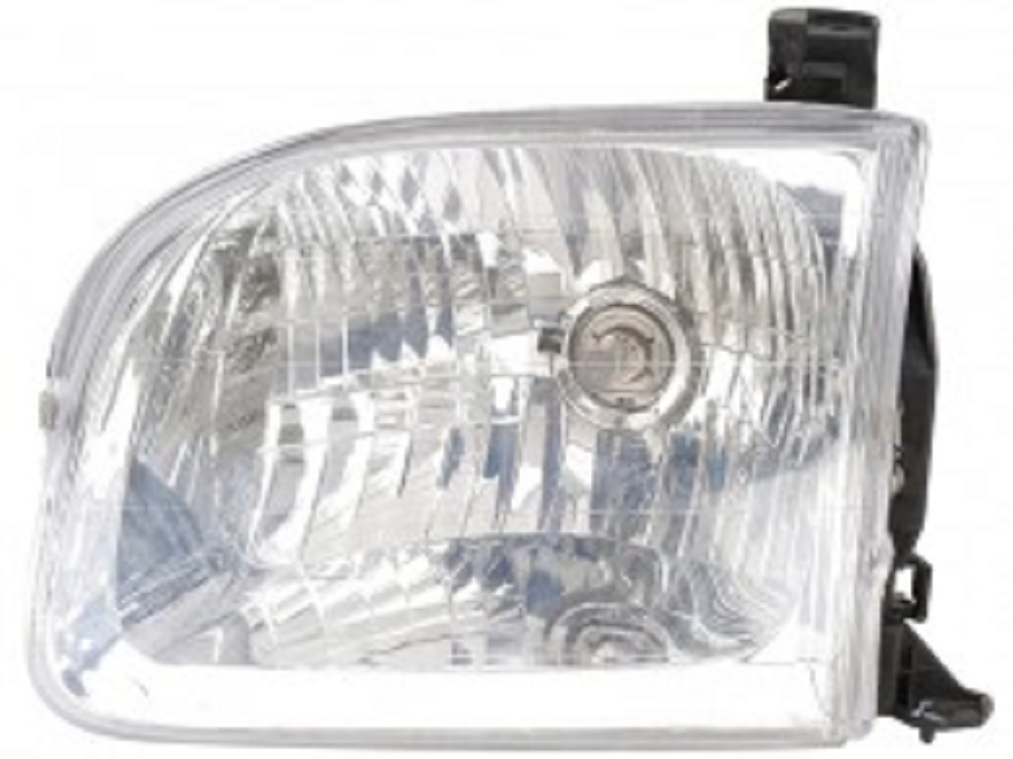 Toyota Sequoia 2001 2002 2003 2004 left driver headlight