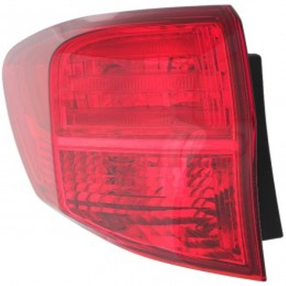 Acura RDX 2013 2014 2015 tail light left driver