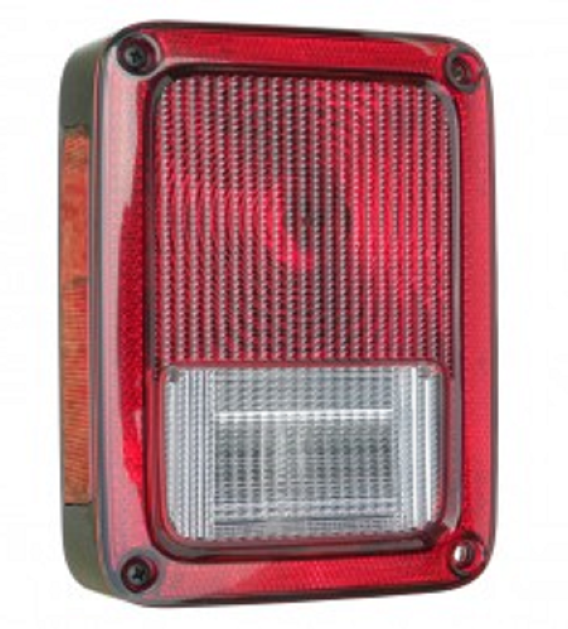 Jeep Wrangler 2012 2013 2014 2015 2016 tail light left driver