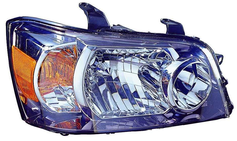 Toyota Highlander 2004 2005 2006 right passenger headlight