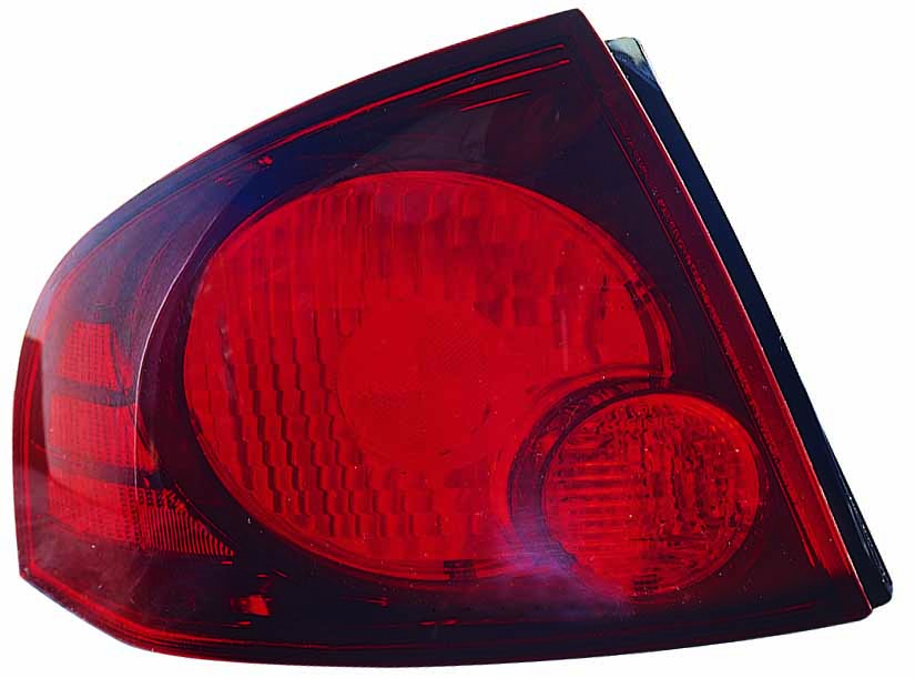 Nissan Sentra 2004 2005 2006 SE-R tail light left driver
