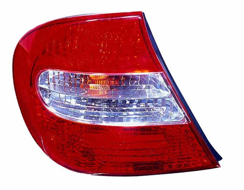 Toyota Camry 2002 2003 2004 tail light left driver