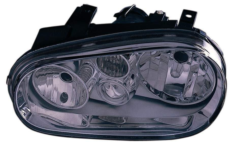 Volkswagen Golf 1999 2000 2001 2002 left driver headlight