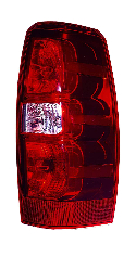 Chevrolet Avalanche 2007 2008 2009 2010 2011 2012 2013 tail light right passenger