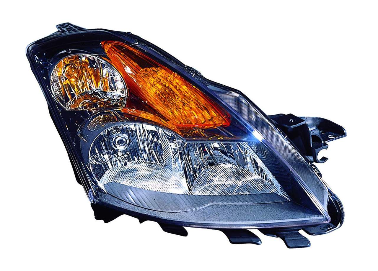Nissan Altima Sedan 2007 2008 2009 right passenger headlight