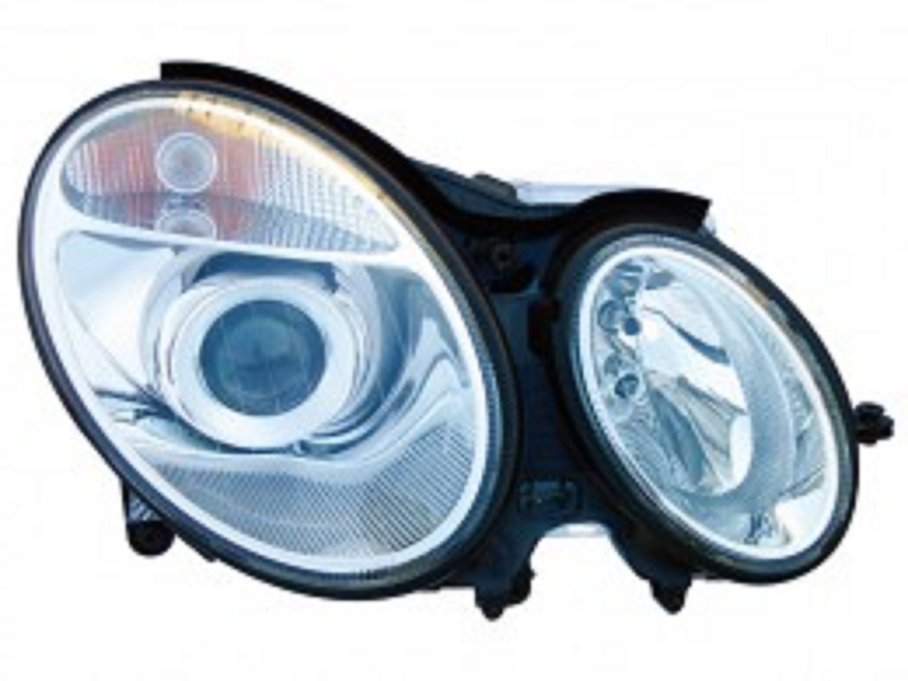 Mercedes Benz E class W211 sedan & wagon 2003 2004 2005 2006 right passenger headlight