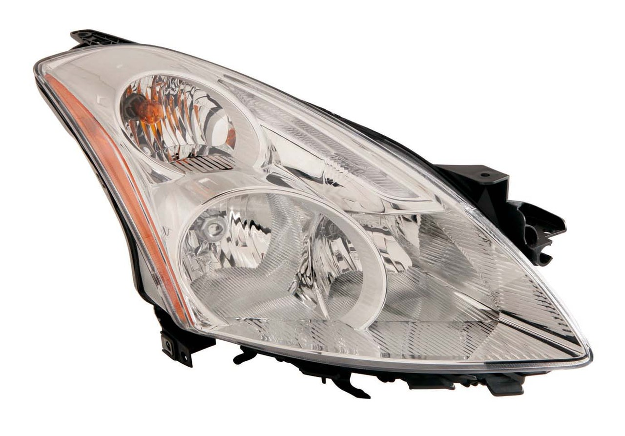 Nissan Altima Sedan 2010 2011 2012 right passenger headlight