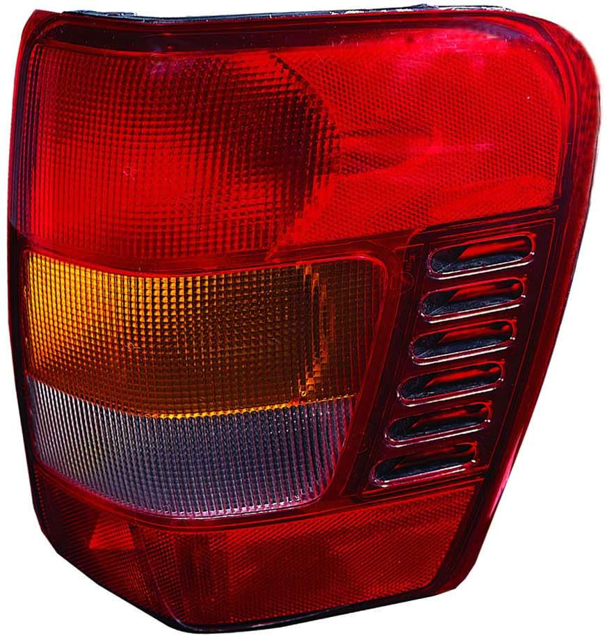 Jeep Grand Cherokee 2002 2003 2004 tail light right passenger