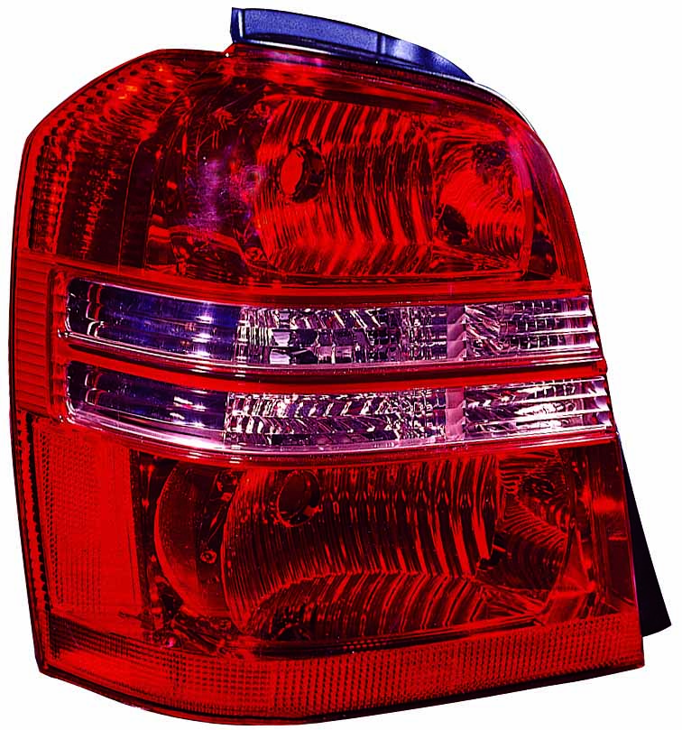 Toyota Highlander 2001 2002 2003 tail light left driver
