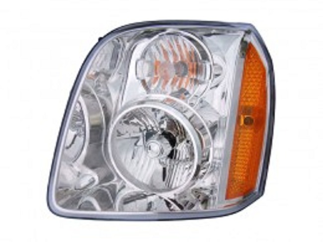 GMC Yukon / Yukon XL 2007 2008 2009 2010 2011 left driver headlight
