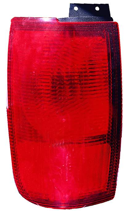 Lincoln Navigator 1998 1999 2000 2001 2002 tail light outer left driver