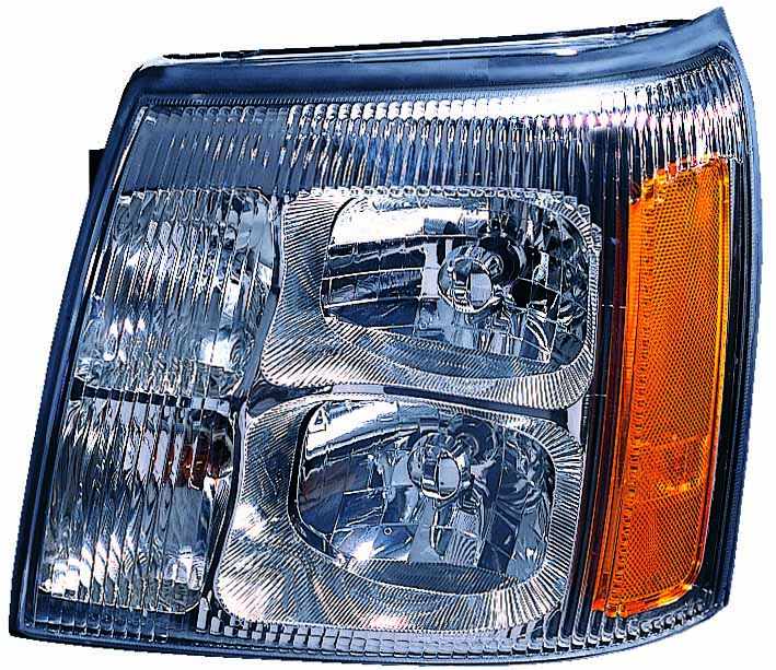 Cadillac Escalade 2002 left driver headlight