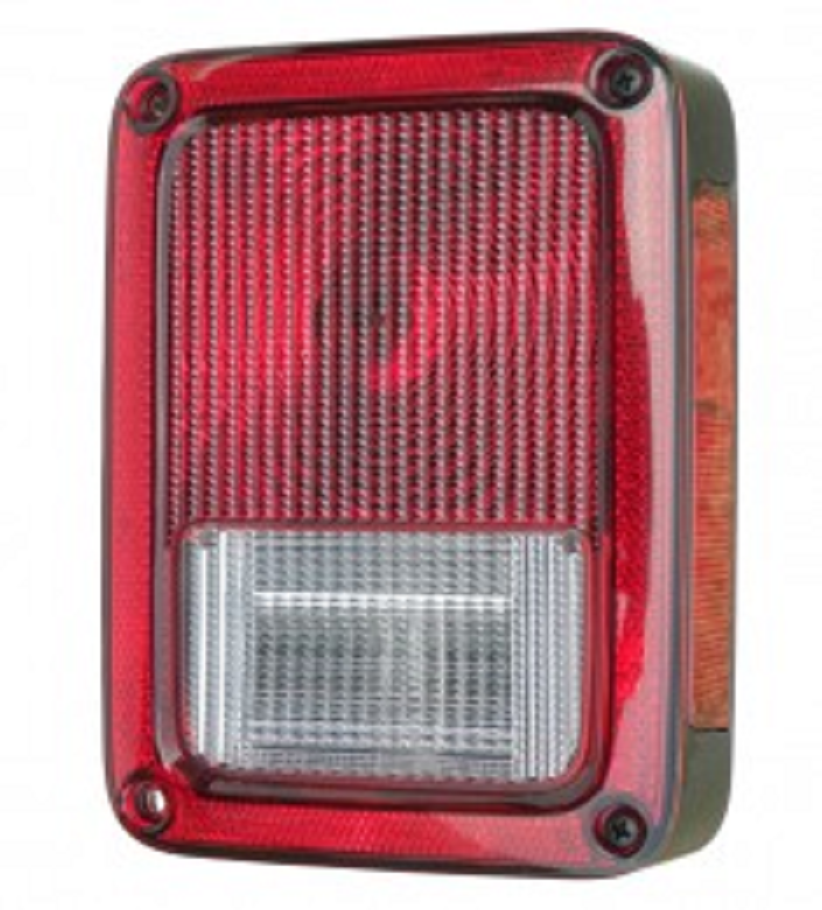 Jeep Wrangler 2012 2013 2014 2015 2016 tail light right passenger
