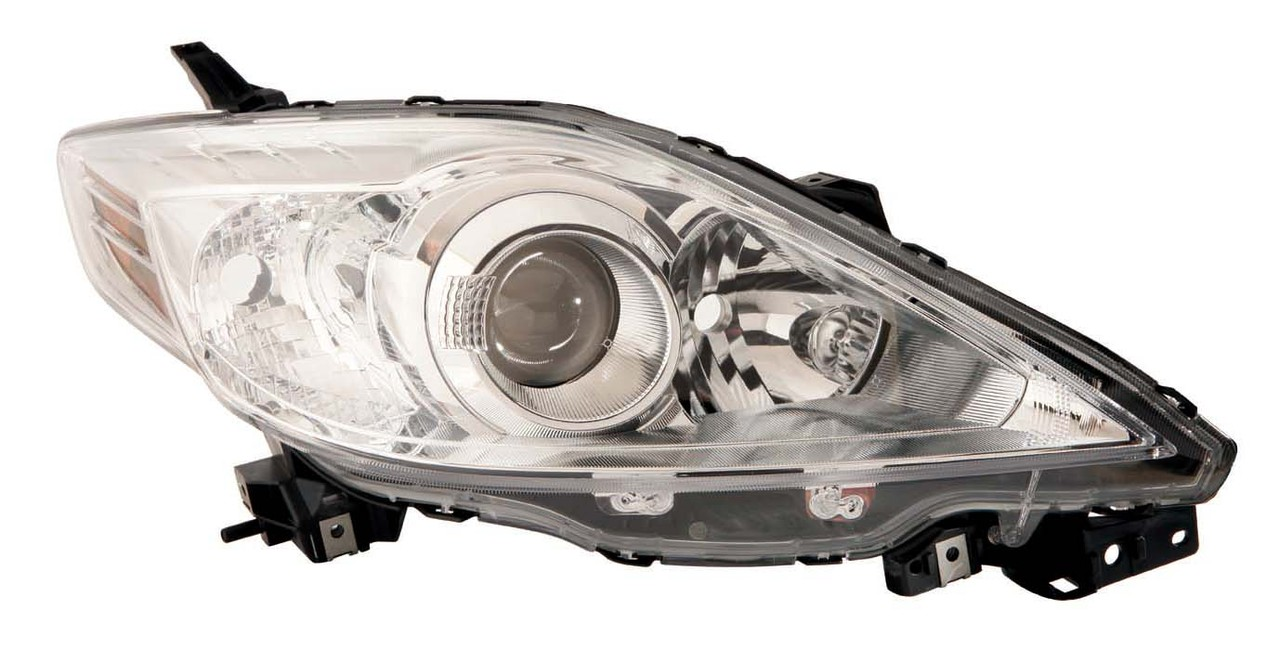 Mazda 5 2008 2009 2010 right passenger headlight