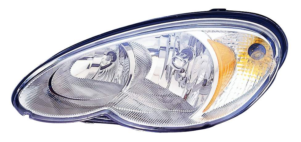 Chrysler PT Cruiser 2006 2007 2008 2009 2010 left driver headlight