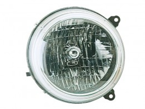 Jeep Liberty 2002 left driver headlight