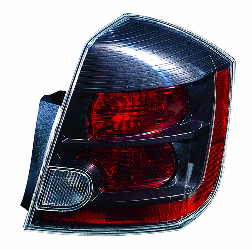 Nissan Sentra 2007 2008 2009 SE-R tail light right passenger