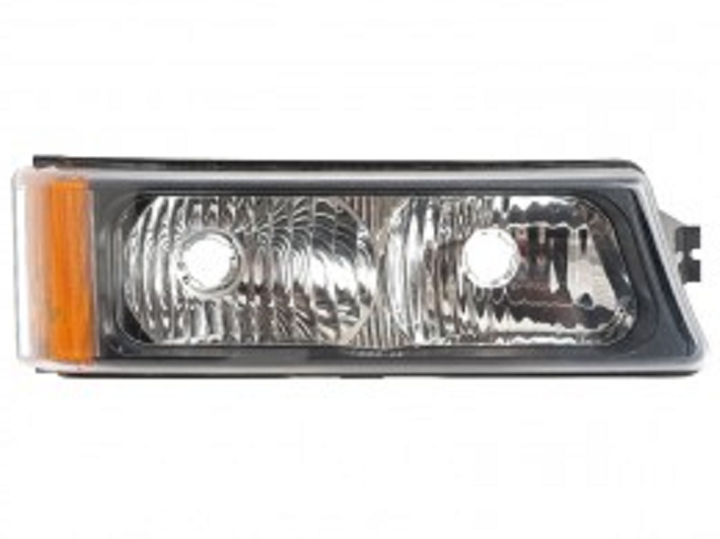 Chevrolet Silverado 1500/2500/3500 2003 2004 2005 2006 2007 right passenger front signal light