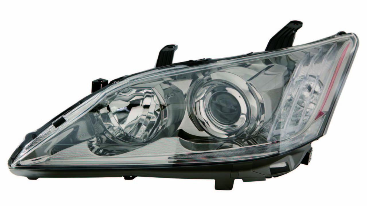 Lexus ES350 2010 2011 2012 left driver headlight