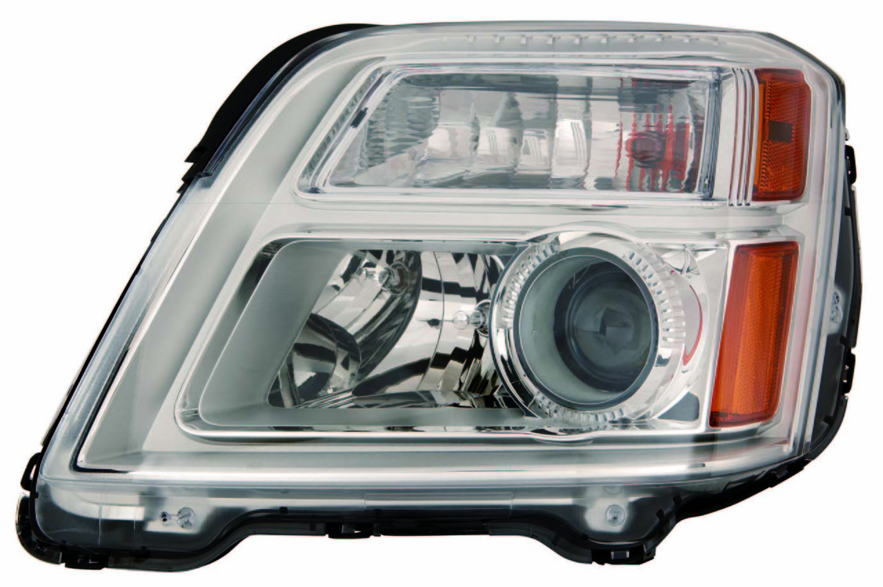 GMC Terrain 2010 2011 2012 2013 2014 left driver headlight