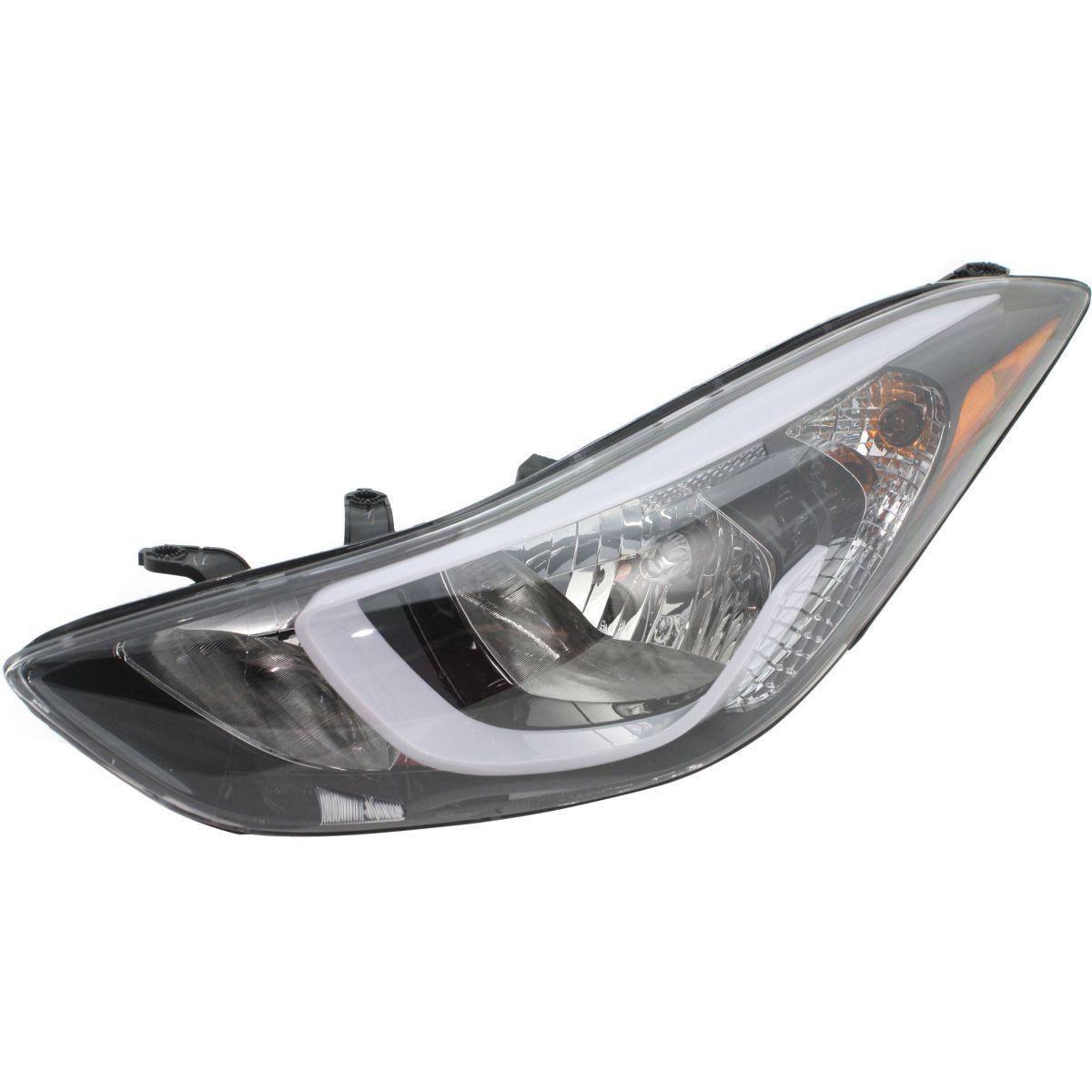 For 2014-2016 Hyundai Elantra Headlight Assembly Left Driver Side 31749CV 2015