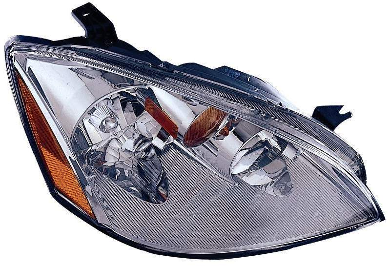 Nissan Altima Sedan 2002 2003 2004 right passenger headlight
